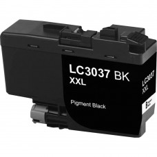BROTHER LC3037BK XXL COMPATIBLE INKJET BLACK CARTRIDGE EXTRA HIGH YIELD