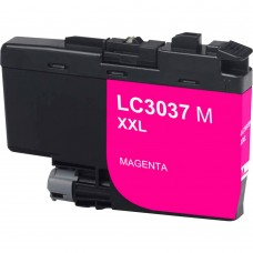 BROTHER LC3037M XXL COMPATIBLE INKJET MAGENTA CARTRIDGE EXTRA HIGH YIELD