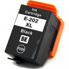 EPSON 202XL T202XL120 COMPATIBLE INKJET BLACK CARTRIDGE