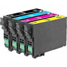 COMBO EPSON T212 BK/C/M/Y XL COMPATIBLE INKJET BLACK/C/M/Y CARTRIDGE