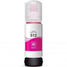 EPSON T512 COMPATIBLE MAGENTA INK BOTTLE