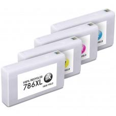COMBO EPSON T786 BK/C/M/Y XL COMPATIBLE INKJET BLACK/C/M/Y CARTRIDGE