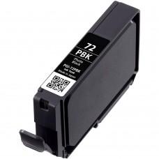 CANON PGI-72BK 6402B002 COMPATIBLE INKJET BLACK MAT