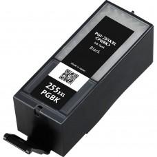 CANON PGI255XXL COMPATIBLE INKJET BLACK CARTRIDGE