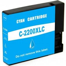 CANON PGI-2200XLC 9268B001 COMPATIBLE INKJET CYAN CARTRIDGE