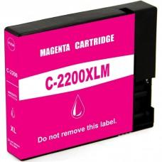 CANON PGI-2200XLM 9269B001 COMPATIBLE INKJET MAGENTA CARTRIDGE
