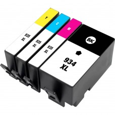 COMBO HP934/HP935 BK/C/M/Y XL COMPATIBLE INKJET BLACK/C/M/Y CARTRIDGE