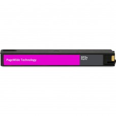 HP972A L0R89AN RECYCLED INKJET MAGENTA CARTRIDGE