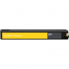 HP972A L0R92AN RECYCLED INKJET YELLOW CARTRIDGE