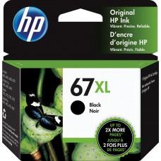 HP67XL 3YM57AN ORIGINAL INKJET BLACK CARTRIDGE