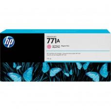 HP771A B6Y19A ORIGINAL INKJET LIGHT MAGENTA CARTRIDGE