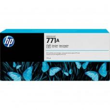 HP771A B6Y21A ORIGINAL INKJET PHOTO BLACK CARTRIDGE
