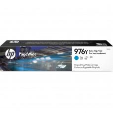 HP976Y L0R05A ORIGINAL INKJET CYAN CARTRIDGE EXTRA HIGH CAPACITY
