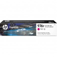 HP976Y L0R06A ORIGINAL INKJET MAGENTA CARTRIDGE EXTRA HIGH CAPACITY