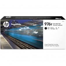 HP976Y L0R08A ORIGINAL INKJET BLACK CARTRIDGE EXTRA HIGH CAPACITY