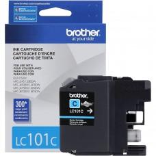 BROTHER LC101C ORIGINAL INKJET CYAN CARTRIDGE