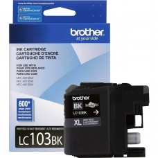 BROTHER LC103BK ORIGINAL INKJET BLACK CARTRIDGE