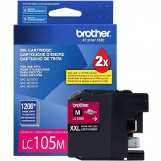 BROTHER LC105M ORIGINAL INKJET MAGENTA CARTRIDGE