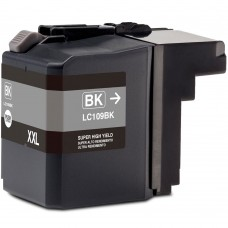 BROTHER LC109BK XXL COMPATIBLE INKJET BLACK CARTRIDGE