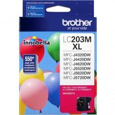 BROTHER LC203M ORIGINAL INKJET MAGENTA CARTRIDGE