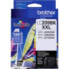 BROTHER LC209BK ORIGINAL INKJET BLACK CARTRIDGE