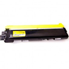 BROTHER TN210Y LASER RECYCLED YELLOW TONER CARTRIDGE