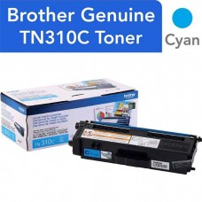 BROTHER TN310C LASER ORIGINAL CYAN TONER CARTRIDGE