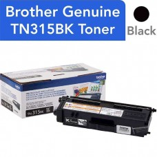 BROTHER TN315BK LASER ORIGINAL BLACK TONER CARTRIDGE