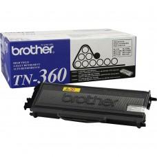BROTHER TN360 LASER ORIGINAL BLACK TONER CARTRIDGE