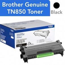BROTHER TN850 LASER ORIGINAL BLACK TONER CARTRIDGE