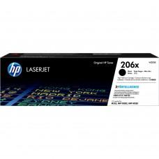 HP206X W2110X LASER ORIGINAL BLACK TONER CARTRIDGE