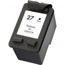 HP27 C8727AN RECYCLED BLACK INKJET CARTRIDGE