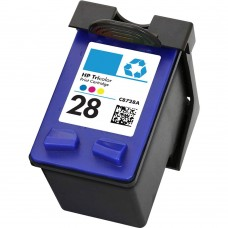 HP28 C8728AN RECYCLED COLOR INKJET CARTRIDGE