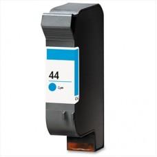 HP44 51644C RECYCLED CYAN INK JET CARTRIDGE