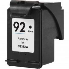 HP92 C9362WC RECYCLED BLACK INKJET CARTRIDGE
