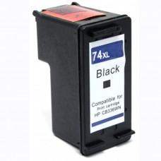 HP74XL CB336WC RECYCLED BLACK INKJET CARTRIDGE