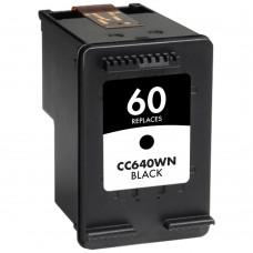HP60 CC640WC RECYCLED BLACK INKJET CARTRIDGE