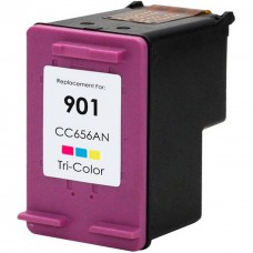 HP901XL CC656AN RECYCLED COLOR INKJET CARTRIDGE