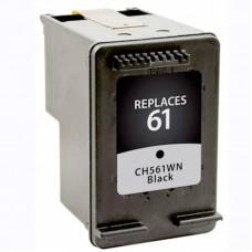 HP61 CH561WN RECYCLED BLACK INKJET CARTRIDGE