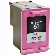 HP61 CH562WN RECYCLED COLOR INKJET CARTRIDGE