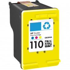 HP110 CB304AN RECYCLED COLOR INKJET CARTRIDGE