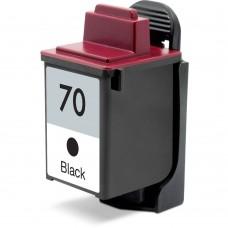 LEXMARK 12A1970 (70) RECYCLED BLACK INKJET CARTRIDGE