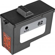 LEXMARK 18L0032 (82) RECYCLED BLACK INKJET CARTRIDGE