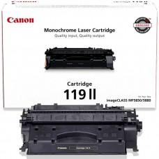 CANON 119 II 3480B001AA ORIGINAL BLACK TONER CARTRIDGE
