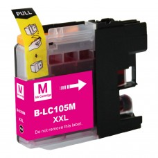 BROTHER LC105M XXL COMPATIBLE INKJET CYAN CARTRIDGE