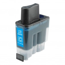 BROTHER LC41C COMPATIBLE INKJET CYAN CARTRIDGE