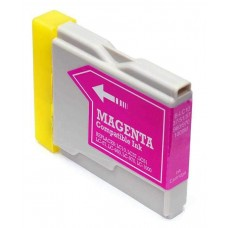 BROTHER LC51M COMPATIBLE INKJET MAGENTA CARTRIDGE