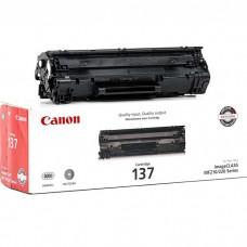 CANON 137 9435B001 ORIGINAL BLACK TONER CARTRIDGE