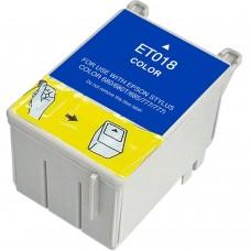 EPSON T018201 T018 COMPATIBLE INKJET COLOR CARTRIDGE