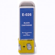EPSON T026201 T026 COMPATIBLE INKJET BLACK CARTRIDGE